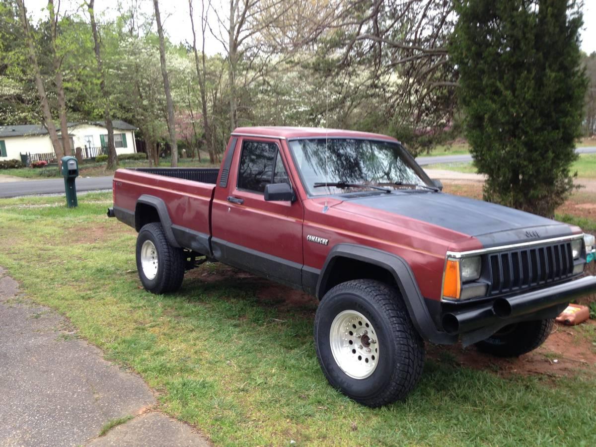 1986 Jeep anche 4x4 2 8L V6 Auto For Sale in Conover