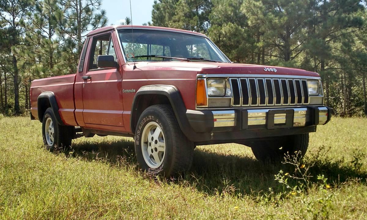 Jeep Comanche For Sale in North Carolina: MJ (1986-1992) Trucks, Parts