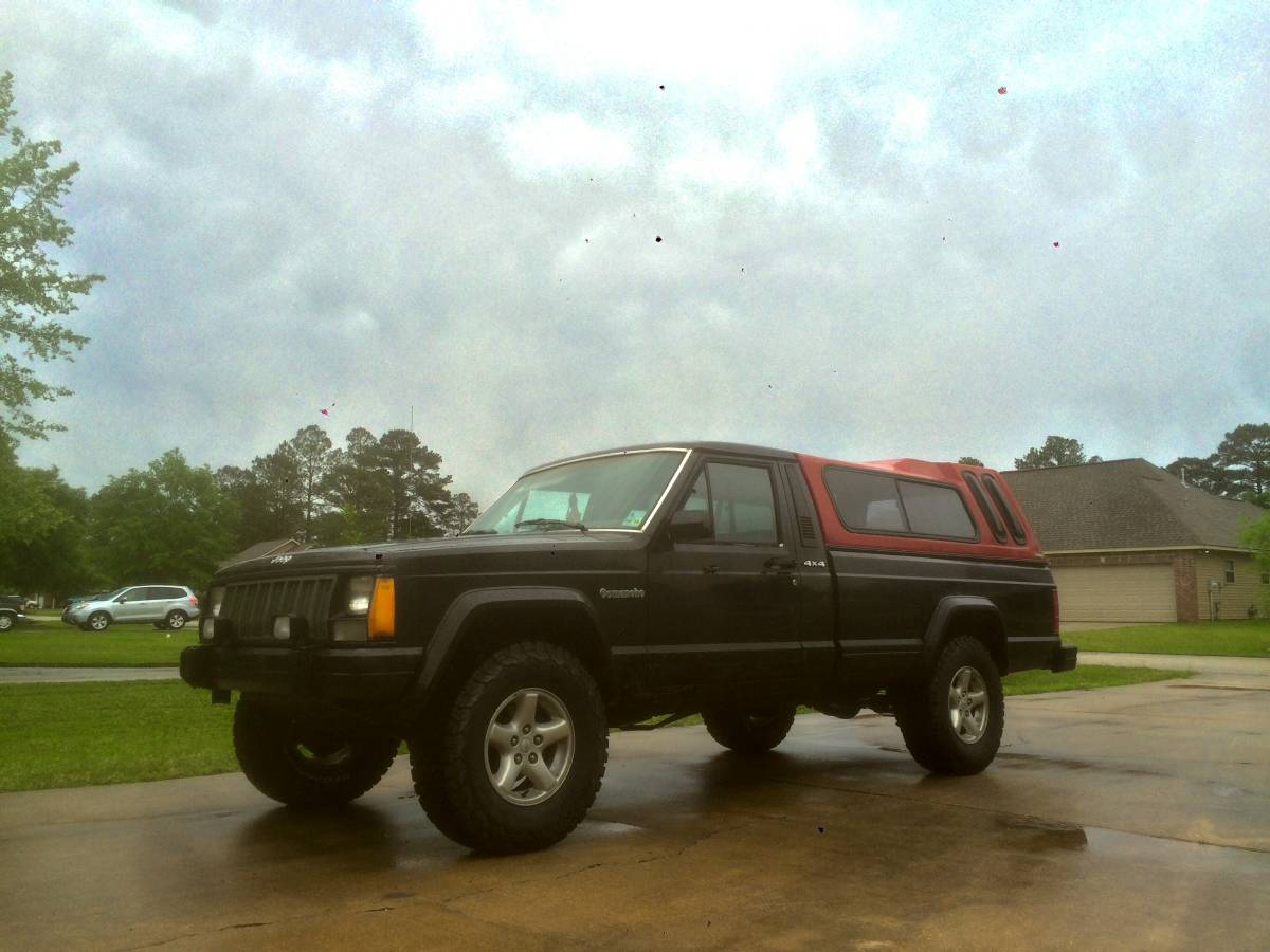 1988 jeep comanche 4x4 4 0 v6 auto for sale in new orleans la. Cars Review. Best American Auto & Cars Review