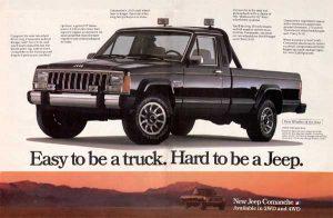 Jeep Comanche Review