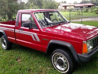 jeep comanche sportrucks for sale mj north american classifieds rh jeepcomancheforsale com Jeep Hurricane Willys Jeep Truck